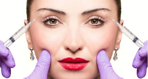 Image result for botox injection