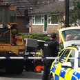 Dumper Truck Police Chase