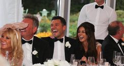 Mark Wright Wedding Pictures