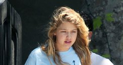 Gigi Hadid wearing no make up