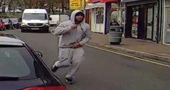 Leon McTaggart - CCTV pic