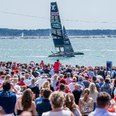 America's Cup World Series Portsmouth crowds