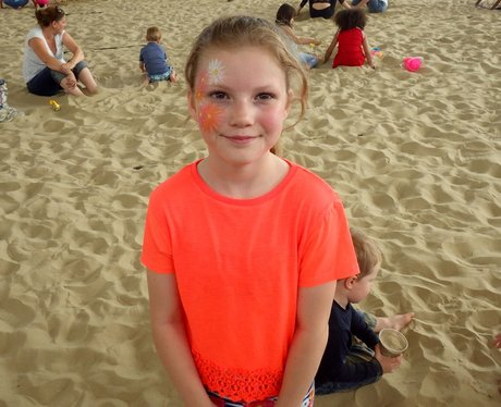 Centre:mk Summer Beach - 17th August 2015