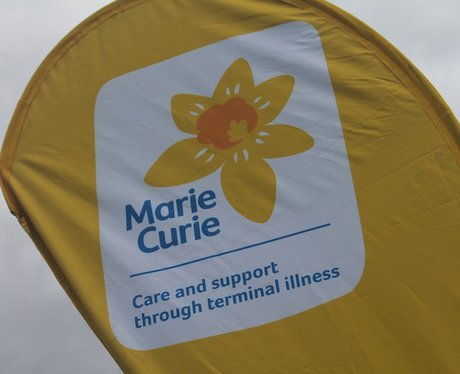 Heart Angels: Marie Curie Walk To Remeber