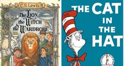 10 Books That Shaped Our Childhoods canvas