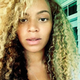 Beyonce No Makeup (Tumblr)