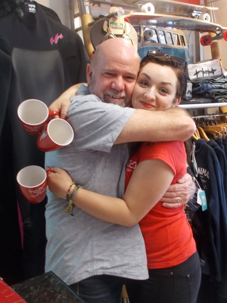 Hug for a Mug Llandudno