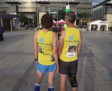 Heart Angels: Bristol Half Marathon 13/09/15 Pre R