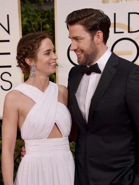 emily blunt dating John krasinski and emily blunt are officially national treasures (even though, yes, we know — ms blunt is technically english.