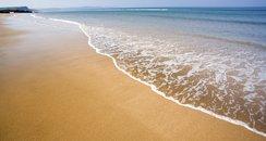 Bude in Cornwall Beach
