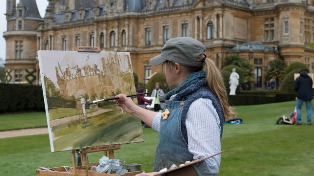 Landscape Artist Of The Year