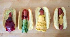 Hot dogs disney
