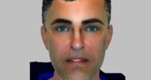 kayaker dead Isle Of Wight e-fit