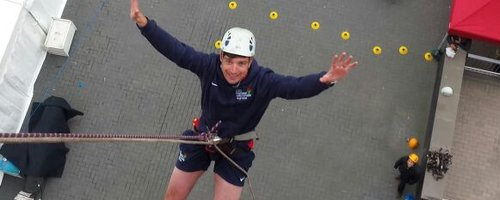 North West Abseil Challenge