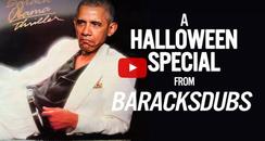 Barack Obama Thriller Spoof