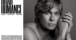 Brad Pitt V Magazine