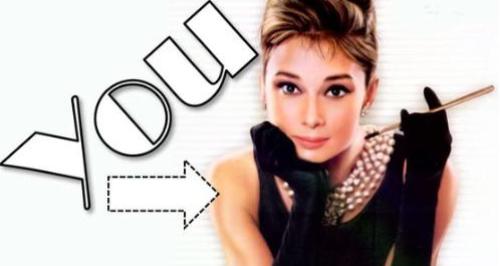 Audrey Hepburn v2