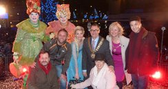 Southend Christmas Light Switch On 2015