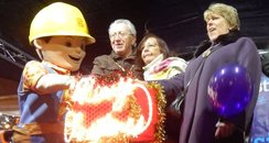 Heart Angels: Strood Christmas Light Switch On (21