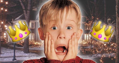 Home Alone Header
