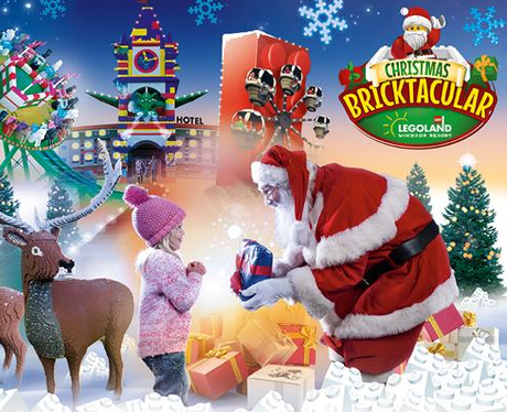 Legoland Bricktacular Christmas 2016