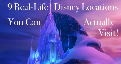 Disney Location Canvas