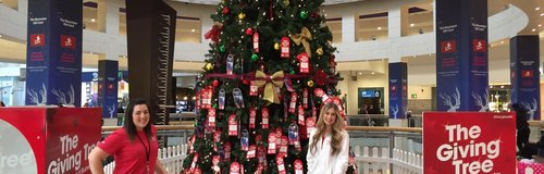 The Heart Angels with the Giving Tree