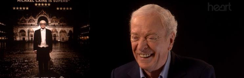 Michael Caine Youth interview