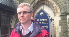 Paul Tullet vicar Water Orton