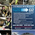 RAF reserves recruitment