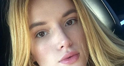 bella thorne no makeup insta