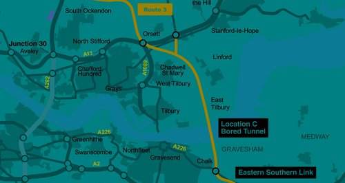 Lower Thames Crossing Plans