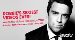 Robbie Williams Heart TV