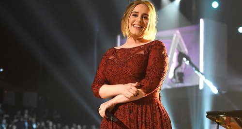 Adele Grammy Awards 2016