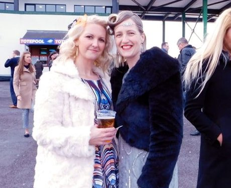 Chepstow Racecourse Winter Ladies Day!