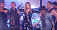 Gigi Hadid Lip Sync Battle Backstreet Boys