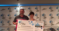Peterborough Lotto Couple