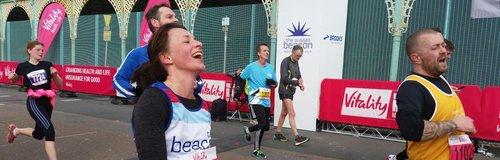 The Brighton Half Marathon 2016