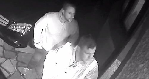 Leigh Assault CCTV