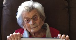 Cecelia 'Dolly' Mischel Boarman 102