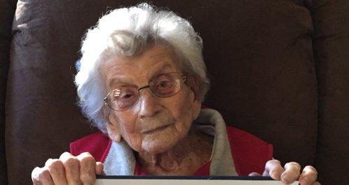 Cecelia 'Dolly' Mischel Boarman 102