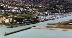 Port in Newhaven