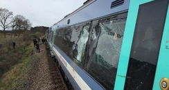 Thetford Train Crash