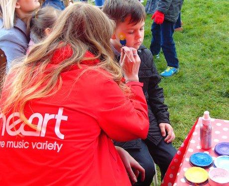Heart Angels: Wincanton Racecourse Children's Day