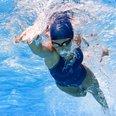 swimming, front crawl