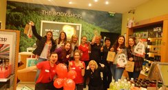 Heart Angels: Body Shop Pampering Plymouth