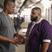 Image 4: Jay Z talking to DJ Khaled without wedding ring