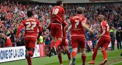 Middlesbrough promotion to premier league
