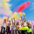 EACH Colour Dash Ipswich 2016