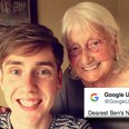 Ben's Nan google canvas